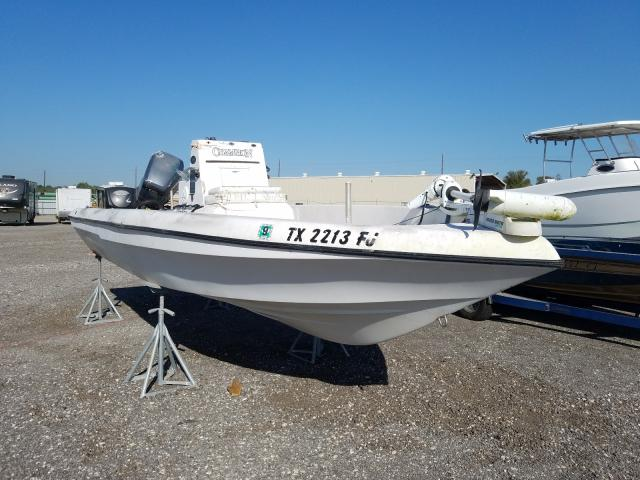 Salvage 2001 Champion BOAT for sale