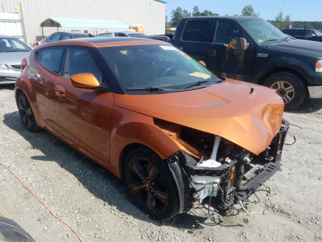 Hyundai Veloster salvage cars for sale: 2012 Hyundai Veloster