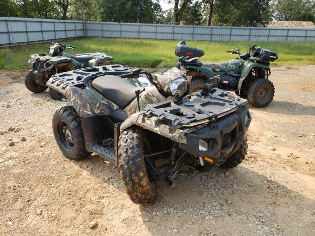 Salvage cars for sale from Copart Longview, TX: 2014 Polaris Sportsman