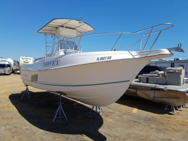 Salvage 1998 Aquasport BOAT ONLY for sale