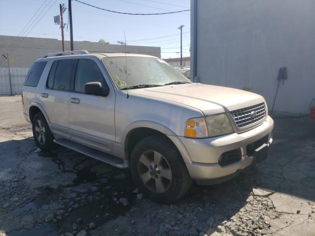 Ford Explorer L salvage cars for sale: 2003 Ford Explorer L