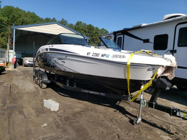 Salvage cars for sale from Copart Seaford, DE: 2018 Chapparal Boat