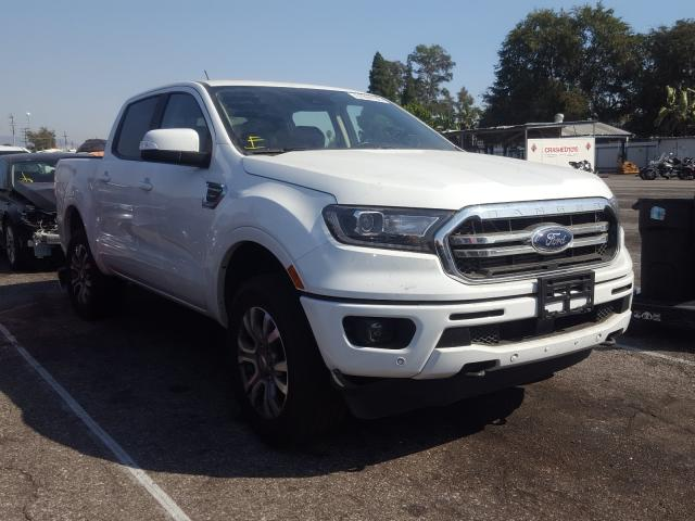 Salvage cars for sale from Copart Van Nuys, CA: 2019 Ford Ranger SUP