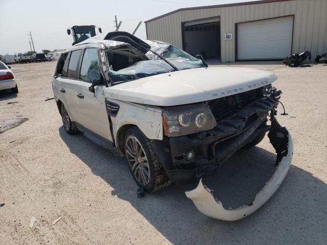Salvage cars for sale from Copart Temple, TX: 2010 Land Rover Range Rover