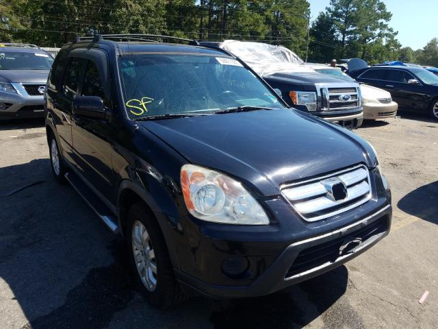 Salvage cars for sale from Copart Eight Mile, AL: 2006 Honda CR-V SE