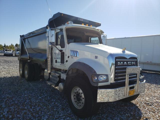 Mack 700 GU700 salvage cars for sale: 2017 Mack 700 GU700