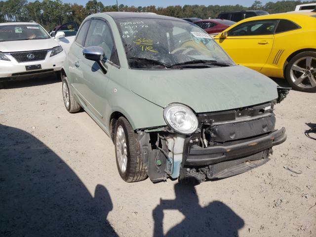 2015 Fiat 500 | Vin: 3C3CFFCR3FT678265