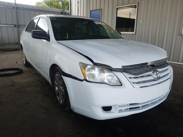 Salvage cars for sale from Copart Orlando, FL: 2007 Toyota Avalon XL