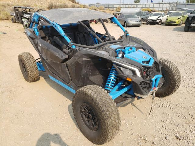 Salvage cars for sale from Copart Reno, NV: 2018 Can-Am Maverick X
