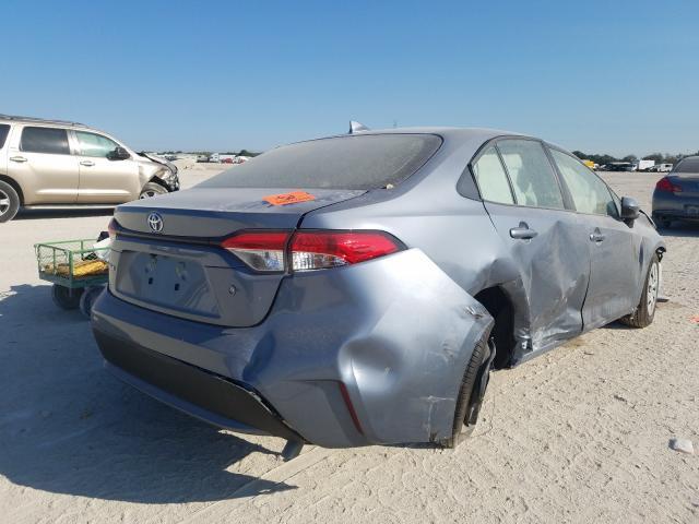 цена в сша 2020 Toyota Corolla L 1.8L JTDDPRAE2LJ115564