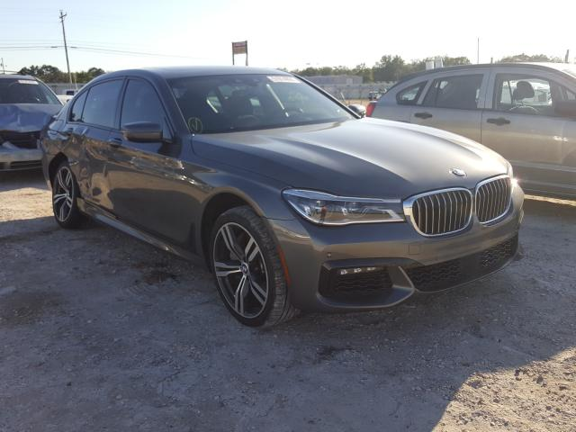 Salvage 2016 BMW 7 SERIES - Small image. Lot 51014950