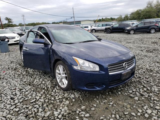 Nissan Maxima S salvage cars for sale: 2009 Nissan Maxima S