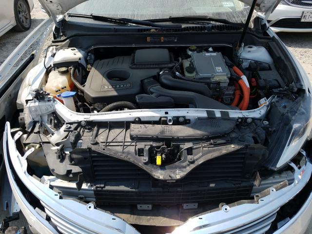 2014 Lincoln MKZ   Vin: 3LN6L2LU8ER809129