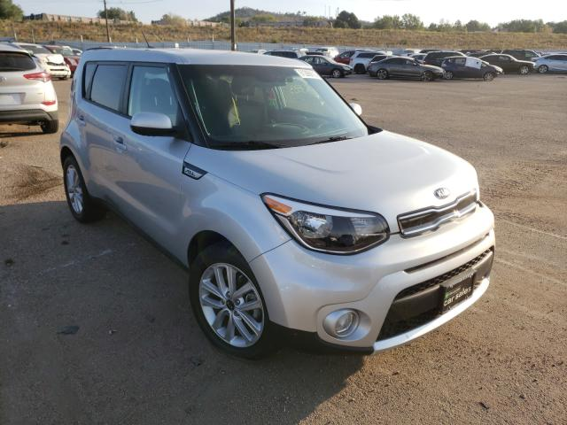 2018 KIA Soul + en venta en Colorado Springs, CO