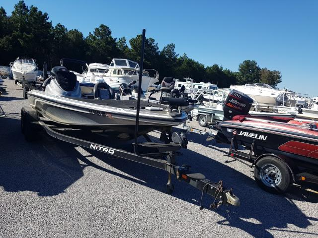 2017 Tracker Tahoe Boat for sale in Harleyville, SC