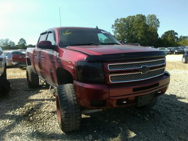 Salvage cars for sale from Copart China Grove, NC: 2013 Chevrolet Silverado