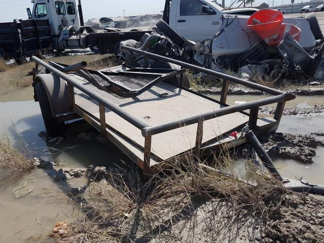 Big Tex Trailer salvage cars for sale: 2018 Big Tex Trailer