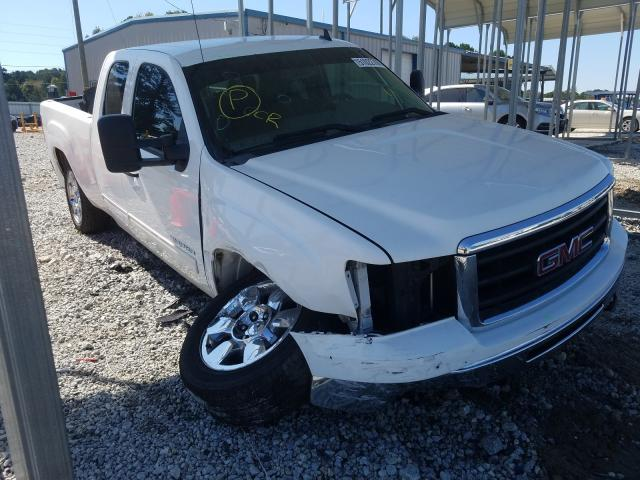 Salvage cars for sale from Copart Loganville, GA: 2012 GMC Sierra C15