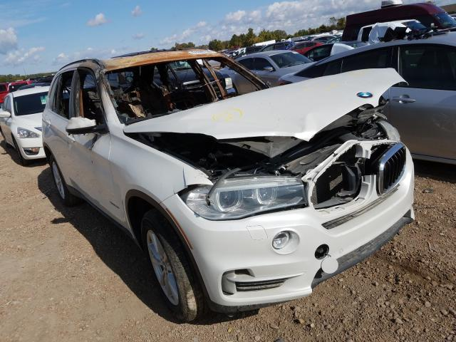 Salvage cars for sale from Copart Bridgeton, MO: 2015 BMW X5 XDRIVE3