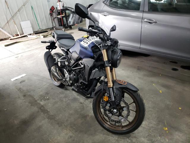 Honda CBF300 NA salvage cars for sale: 2020 Honda CBF300 NA