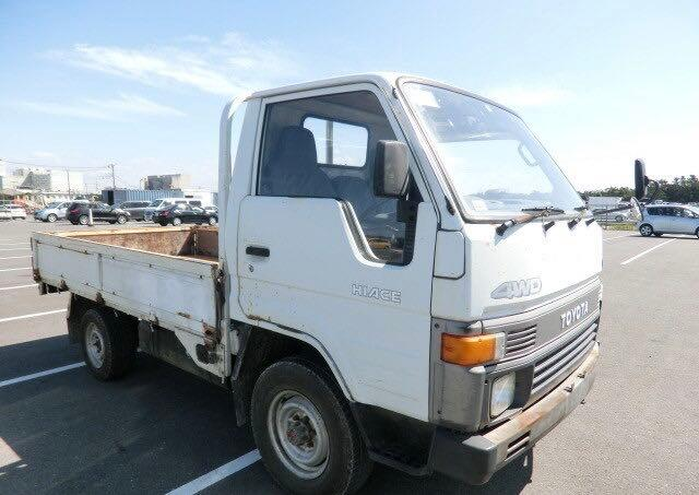 Salvage cars for sale from Copart North Billerica, MA: 1989 Toyota 3/4 TON