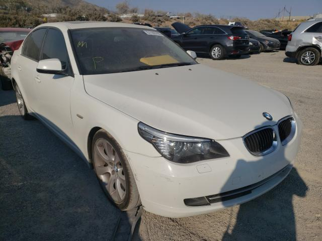 Salvage cars for sale from Copart Reno, NV: 2010 BMW 535 I