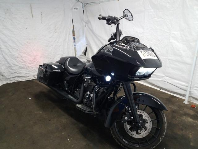 Salvage cars for sale from Copart Windsor, NJ: 2018 Harley-Davidson Fltrxs ROA