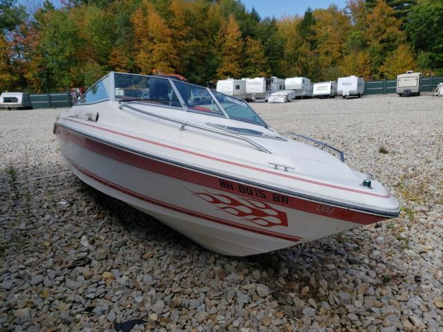 Salvage 1991 Sea Ray BOAT for sale