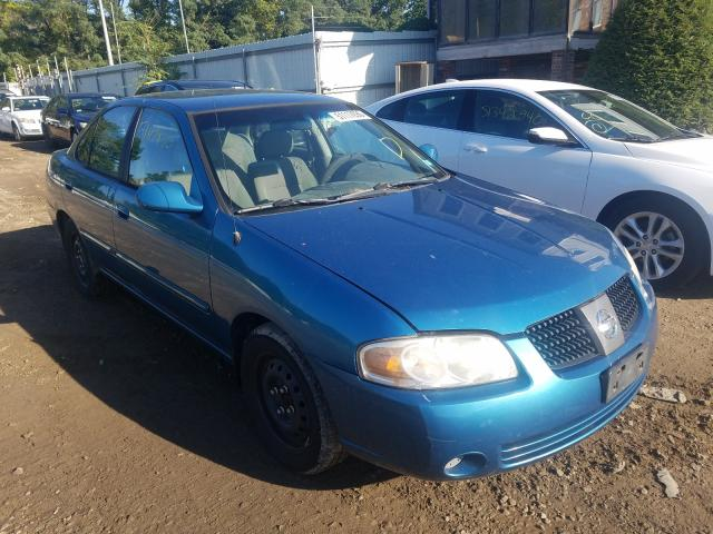 Nissan Sentra salvage cars for sale: 2004 Nissan Sentra