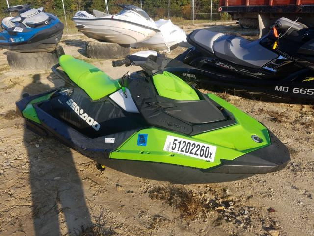 Salvage 2016 Seadoo SPARK for sale