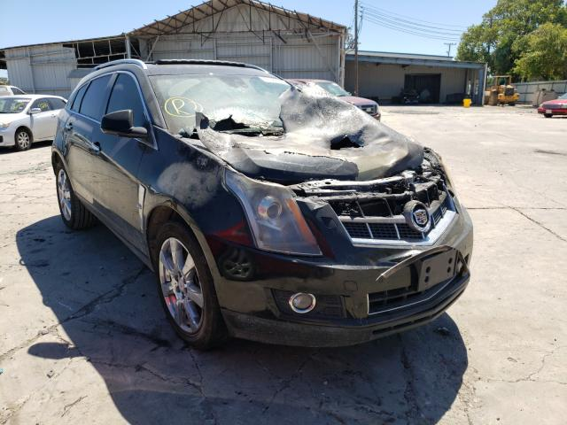 Salvage cars for sale from Copart Corpus Christi, TX: 2010 Cadillac SRX Perfor