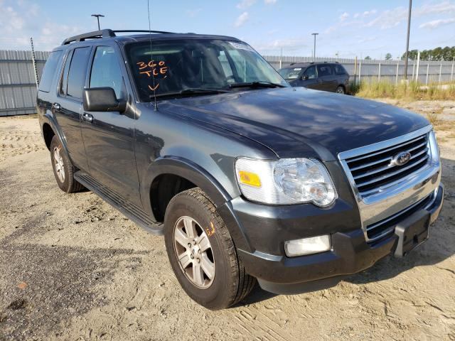Ford Explorer salvage cars for sale: 2009 Ford Explorer