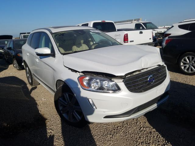 Salvage cars for sale from Copart Brighton, CO: 2016 Volvo XC60 T6 PR