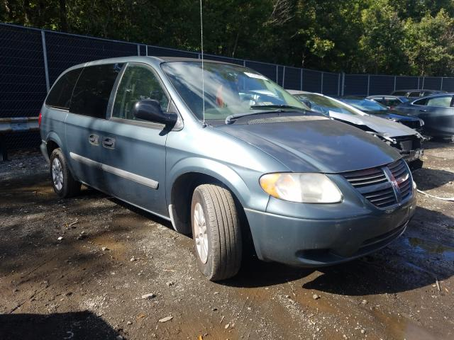 2006 Chrysler Town & Country en venta en Waldorf, MD