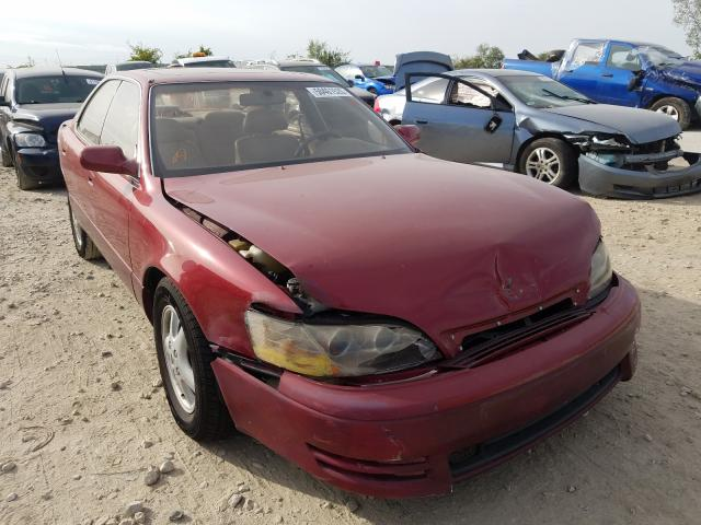 Salvage cars for sale from Copart Kansas City, KS: 1995 Lexus ES 300