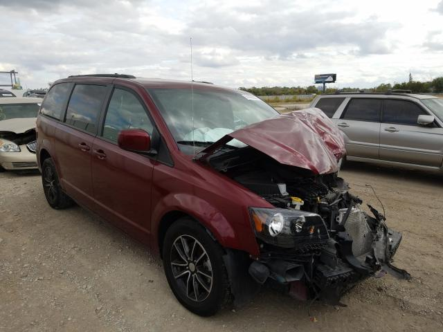 Salvage cars for sale from Copart Cicero, IN: 2019 Dodge Grand Caravan