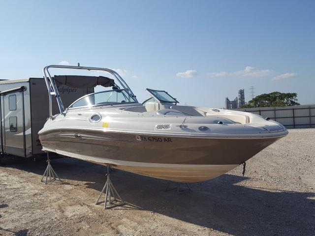 Sea Ray salvage cars for sale: 2008 Sea Ray Boat
