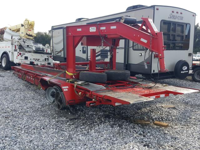 Trail King Trailer salvage cars for sale: 2019 Trail King Trailer