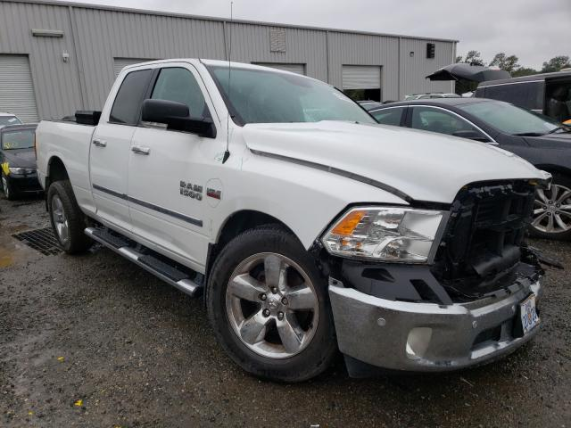 Salvage cars for sale from Copart Jacksonville, FL: 2017 Dodge RAM 1500 SLT