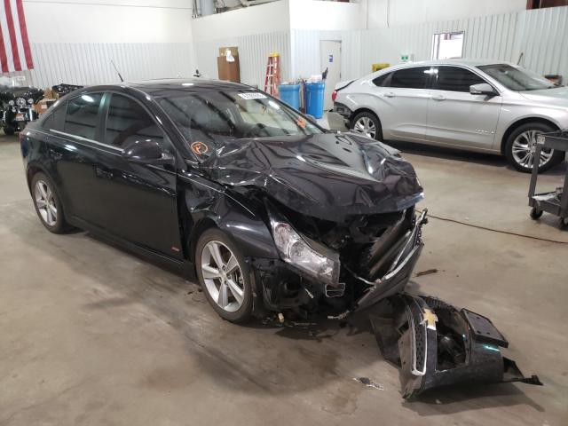 Salvage cars for sale from Copart Lufkin, TX: 2013 Chevrolet Cruze LT