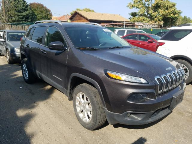Salvage cars for sale from Copart Brighton, CO: 2018 Jeep Cherokee L
