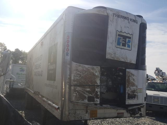Utilimaster salvage cars for sale: 2019 Utilimaster Trailer