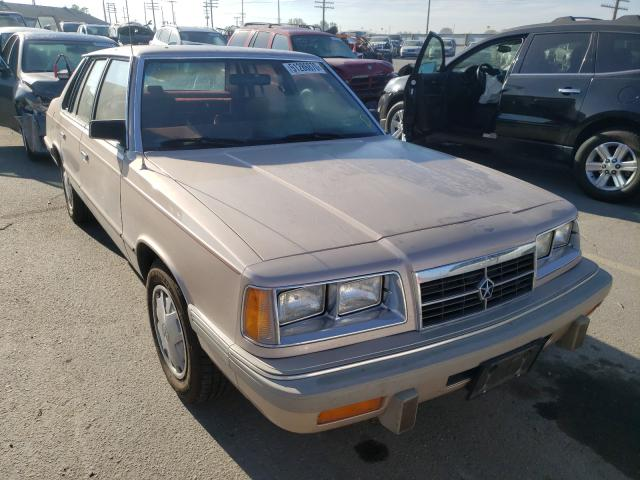 Salvage cars for sale from Copart Nampa, ID: 1988 Dodge 600