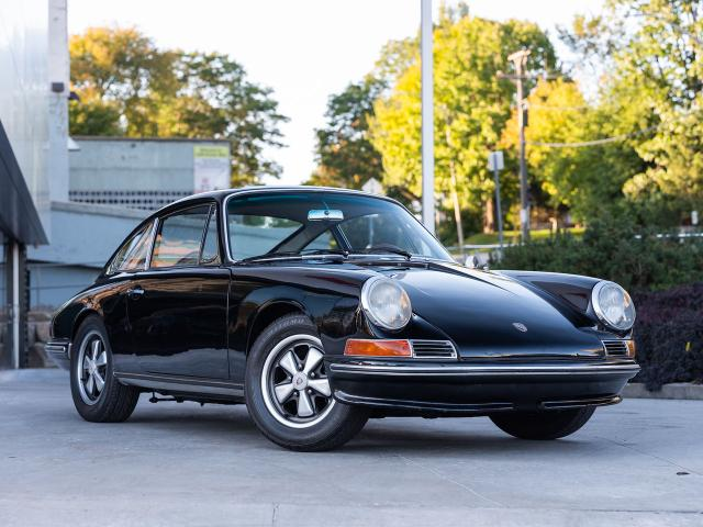Porsche 911 salvage cars for sale: 1965 Porsche 911