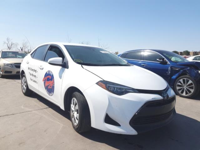 Toyota Corolla salvage cars for sale: 2019 Toyota Corolla
