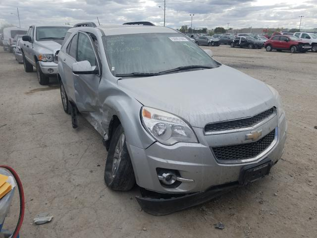 Salvage cars for sale from Copart Indianapolis, IN: 2015 Chevrolet Equinox LT