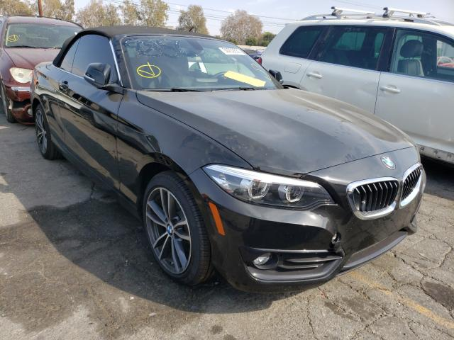 BMW salvage cars for sale: 2018 BMW 230I