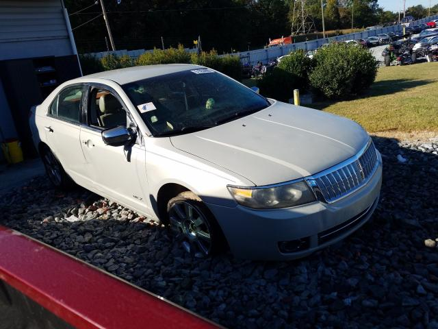 Salvage cars for sale from Copart Mebane, NC: 2007 Lincoln MKZ
