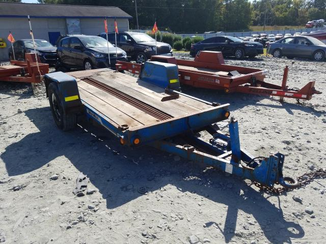 Ditch Witch salvage cars for sale: 2003 Ditch Witch Trailer