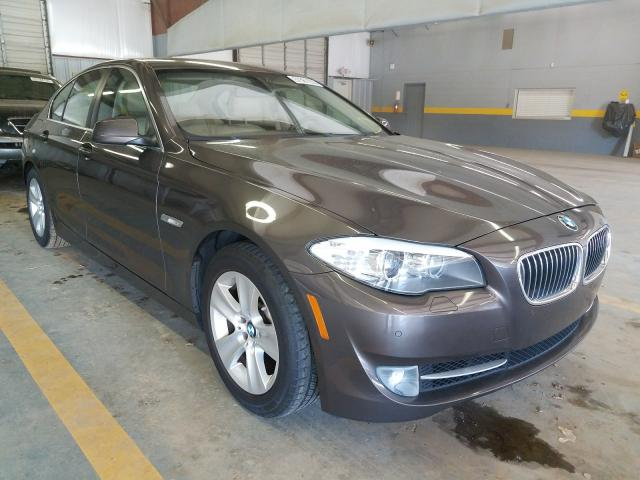 Salvage 2012 BMW 528I for sale
